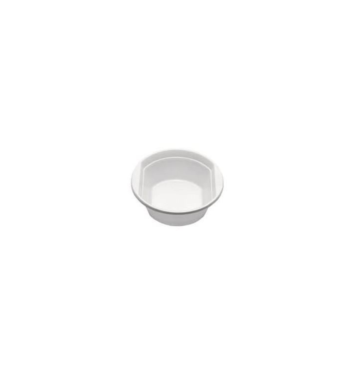 Plastikschale PS Weiße 250ml (100 Stück)