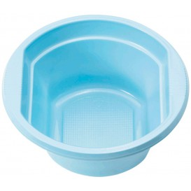 Plastikschale PS Hellblau 250ml Ø12cm (30 Stück)