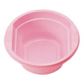 Plastikschale PS Pink 250ml Ø12cm (30 Stück)