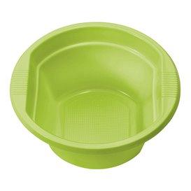 Grasgrün PS Plastikschale 250ml Ø12cm (30 Stück)