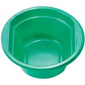 Plastikschale PS Grün 250ml Ø12cm (30 Stück)