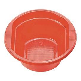 Plastikschale PS Rot 250ml Ø12cm (30 Stück)