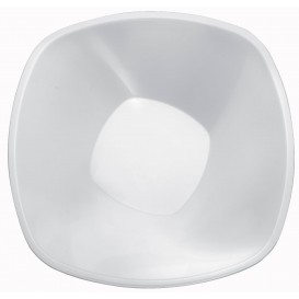 Plastikschale Rund Weiß Ø277mm 3000ml (15 Stück)