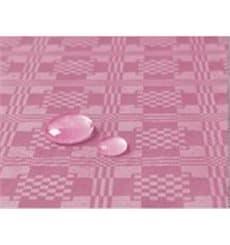 Tischdecke wasserdicht pink 5x1,2 Meterware (10 Einh.)