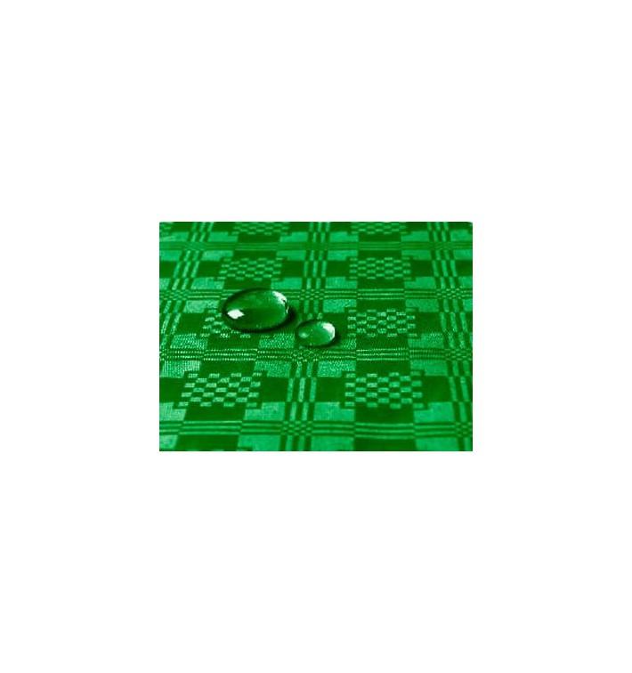 Tischdecke wasserdicht dunkelgrün 1,2x5 Meterware (1 Einh.)