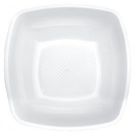 Plastikteller Tief Weiß 180mm (150 Stück)