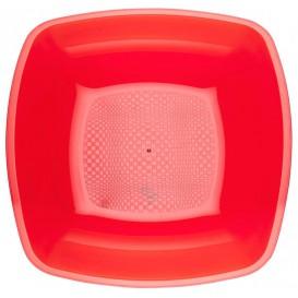 Plastikteller Tief Schwarz 180mm (150 Stück)