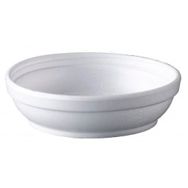 Styroporschale weiß 5OZ/150ml Ø11cm (1000 Stück)