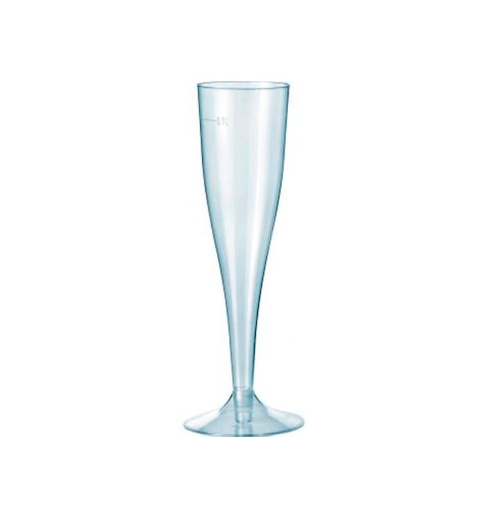 Sektflöte Plastik Spritzguss 115ml 1T (160 Stück)