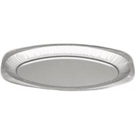 Aluminium Schale Oval 1650ml (10 Stück)