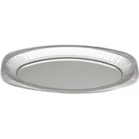 Aluminium Schale Oval 1650ml