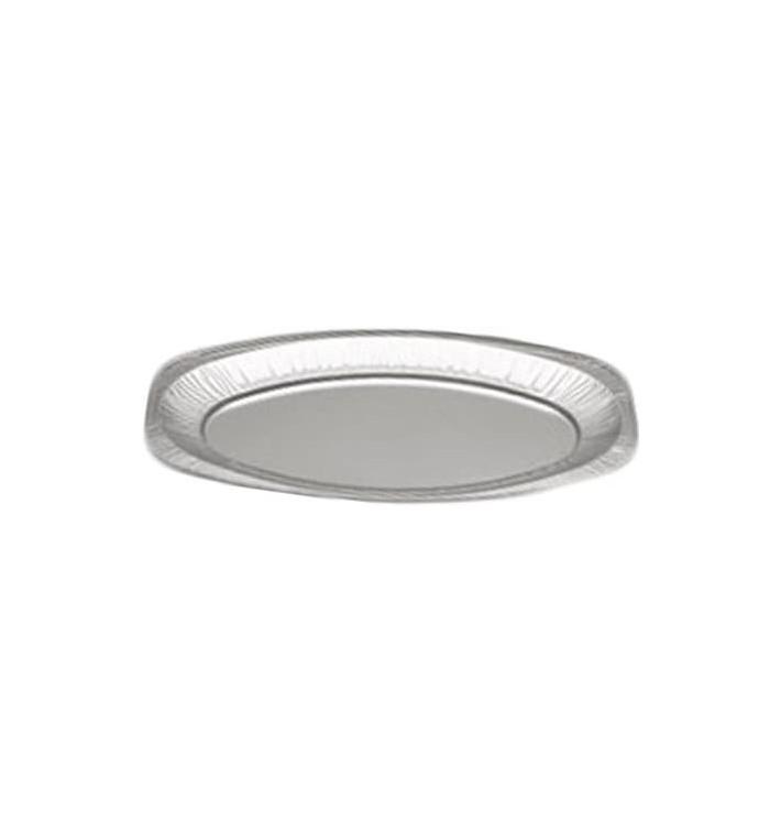 Aluminium Schale Oval 1650ml (100 Stück)