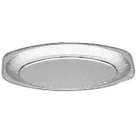 Aluminium Schale Oval 870ml (10 Stück)