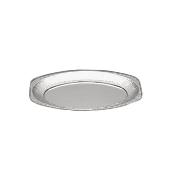 Aluminium Schale Oval 870ml
