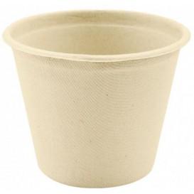Zuckerrohr Becher Weiß 430m (50 Stück)