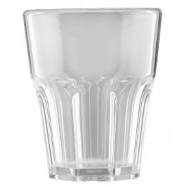 WiederverwendbaresGlas SAN Frost Transparent 40ml (6 Stück)