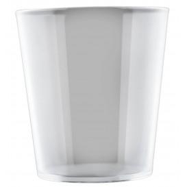 Plastikbecher Transparent SAN Ø92mm 400ml (6 Stück)