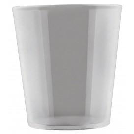 Plastikbecher Frost Transparent SAN Ø92mm 400ml (6 Stück)