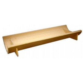 Tray aus Bambu 6x20x3cm (10 Einh.)