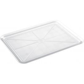 Plastiktablett Präsentation Tray Transp. 37x50cm (4 Stück)