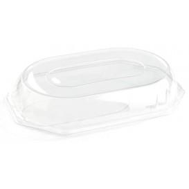 Plastikdeckel Transparent für Tablett 46x30x7cm (5 Stück)