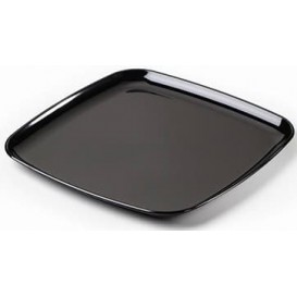 Plastikplatte extra-Stark schwarz 40x40m (25 Stück)