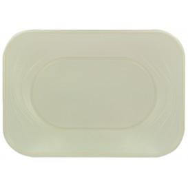 "Plastiktablett PP ""X-Table"" Perle 330x230mm (2 Stück)"