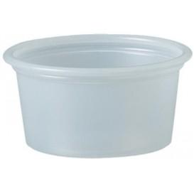 Dressingbecher Plastik PS für Soβen 22ml Ø44,5mm (5000 Stück)