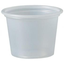 Dressingbecher Plastik PS für Soβen 30ml Ø44,5mm (5000 Stück)