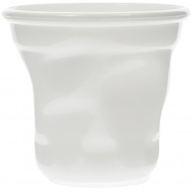 "Plastikbecher Präsentation ""Cabosse"" weiß 60ml (300 Stück)"