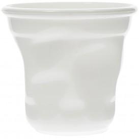 "Plastikbecher Präsentation ""Cabosse"" weiß 60ml (12 Stück)"