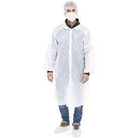 Schutz-Kit 4 Stück Polyethylen Weiß (100 Kits )