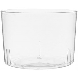 Becher aus Hartplastik klein PS 220ml (12 Stück)