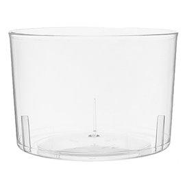 Becher aus Hartplastik klein PS 220ml (480 Stück)