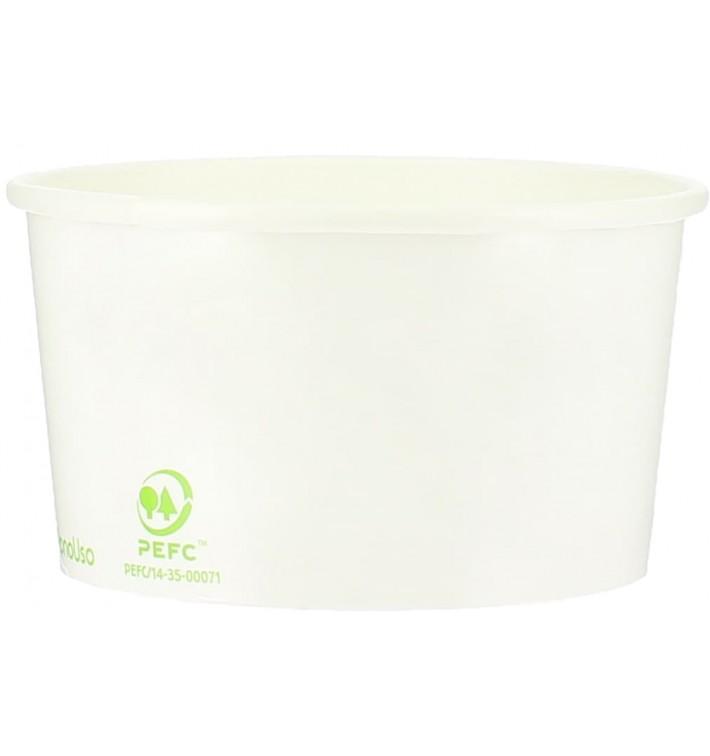 Bio Eisbecher aus Pappe 140ml (60 Stück)