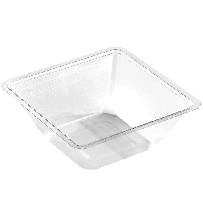Plastikschale klein PET 175ml 90x90x40mm (600 Stück)