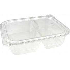 Plastikschale Unverletzlich 2C PET 200/280ml 18x15x4cm (75 Stück)