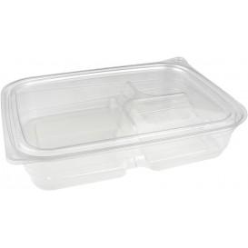 Plastikschale Unverletzlich 3C PET 700ml 22x16x4cm (75 Stück)