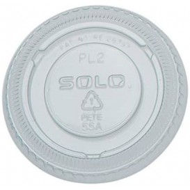Deckel Transparent für Dressingbecher 60ml (2.500 Stück)