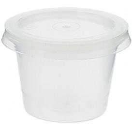 Dressingbecher für Soβen mit Deckel 33ml (100 Stück)