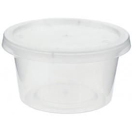 Dressingbecher für Soβen mit Deckel 120ml (1.000 Stück)