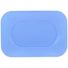 Plastiktablett Violett PP 330x230mm (2 Stück)