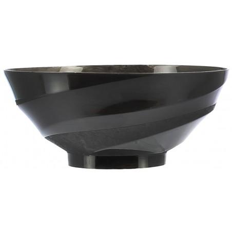 """Servierschüssel Plastik """"Voila"""" schwarz 150ml (400 Stück)"""