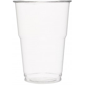 Plastikbecher Transparent PET 350ml (85 Stück)