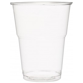 Plastikbecher Transparent PET 285ml (85 Stück)