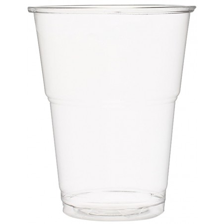 Plastikbecher Transparent PET 285ml (50 Stück)
