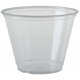 Plastikbecher PET Solo Ultra Clear 9Oz/266 ml Ø9,2cm (50 Stück)