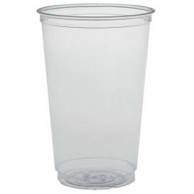 Plastikbecher PET Glasklar Solo® 20Oz/592ml Ø9,2cm (1000 Stück)