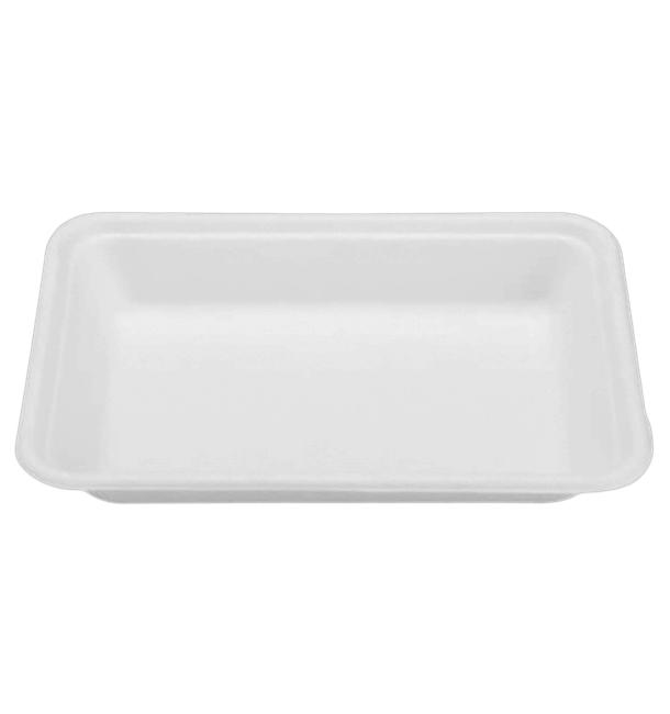 Tablett Zuckerrohr 196x147x27mm (1000 Stück)