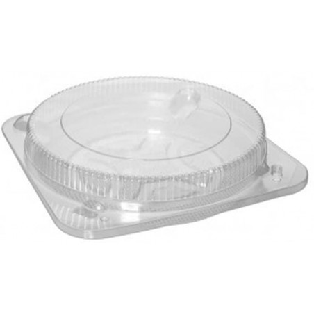 Kuchenbox transparent Ø20cm (5 Stück)